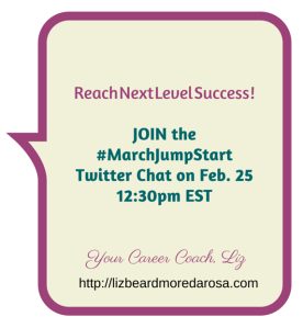 MarchJump Start Chat